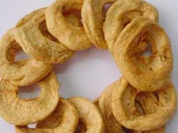Unsulphured Dried Apple Rings Online